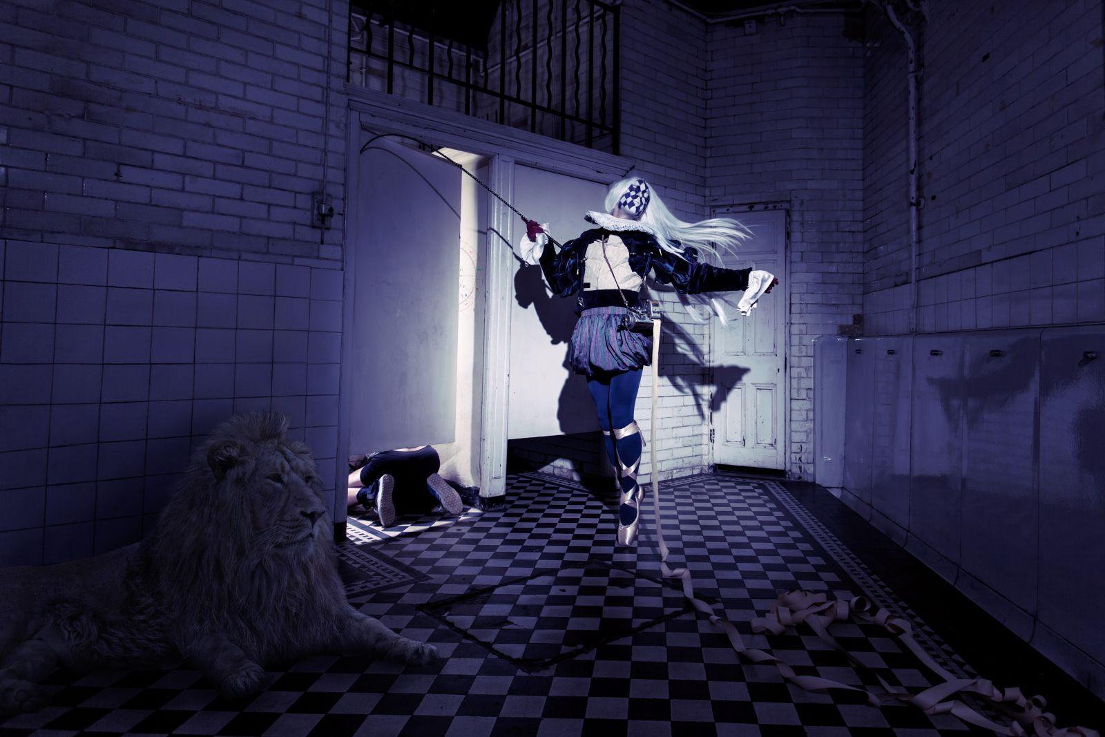Diogo Duarte - The Three Moerae