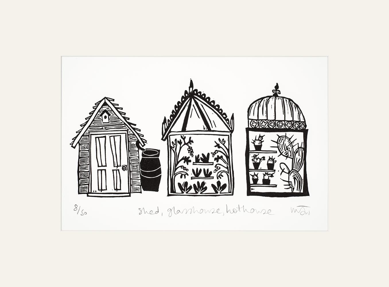 Shed Glasshouse Hothouse