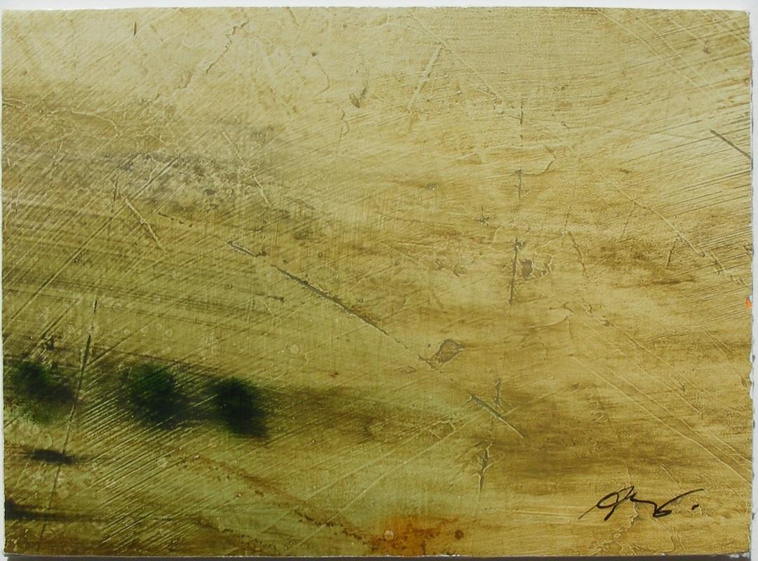 Scenic Route  Oil on Canvas  12 x 17cm  £620