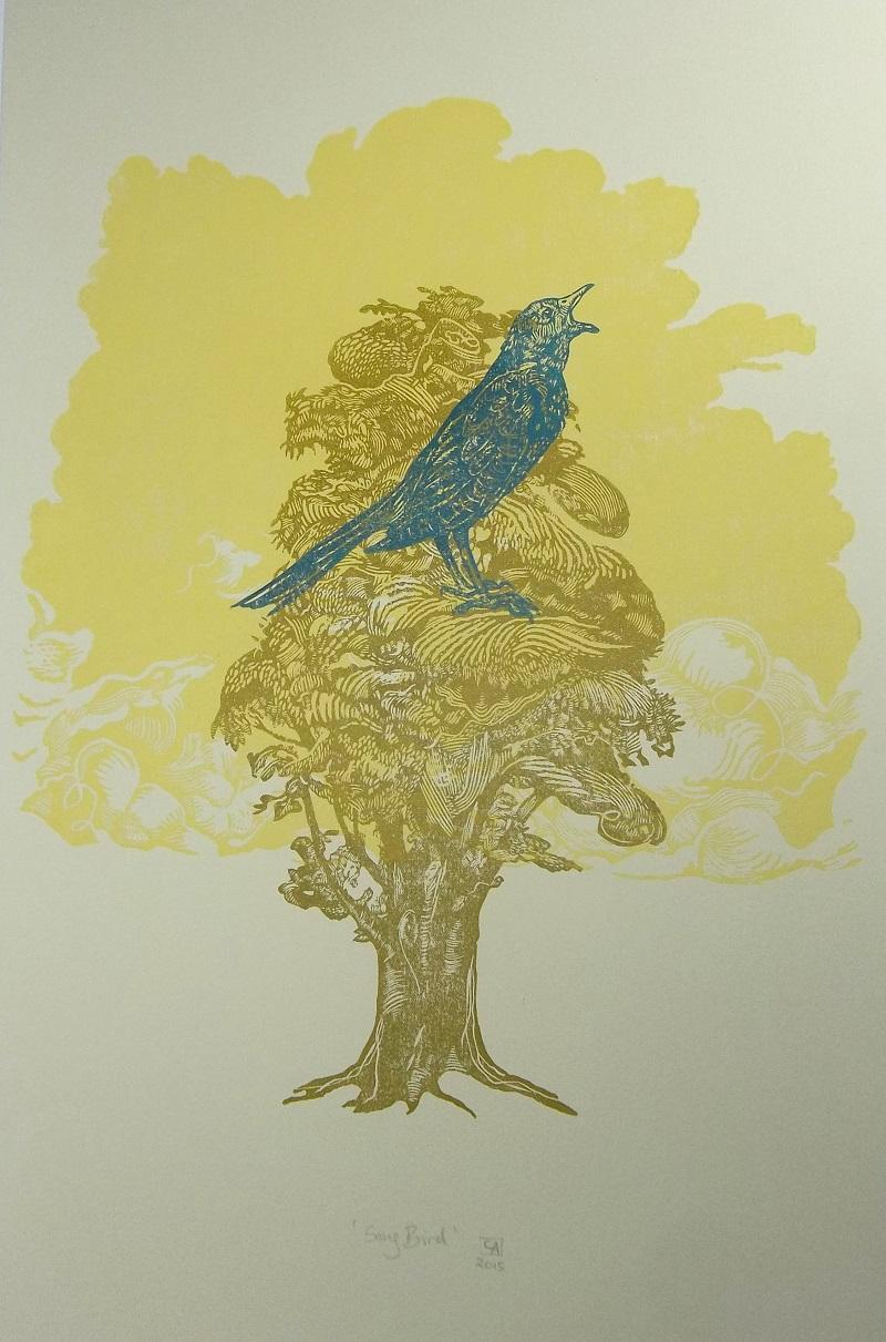 Song Bird (Blue Bird)