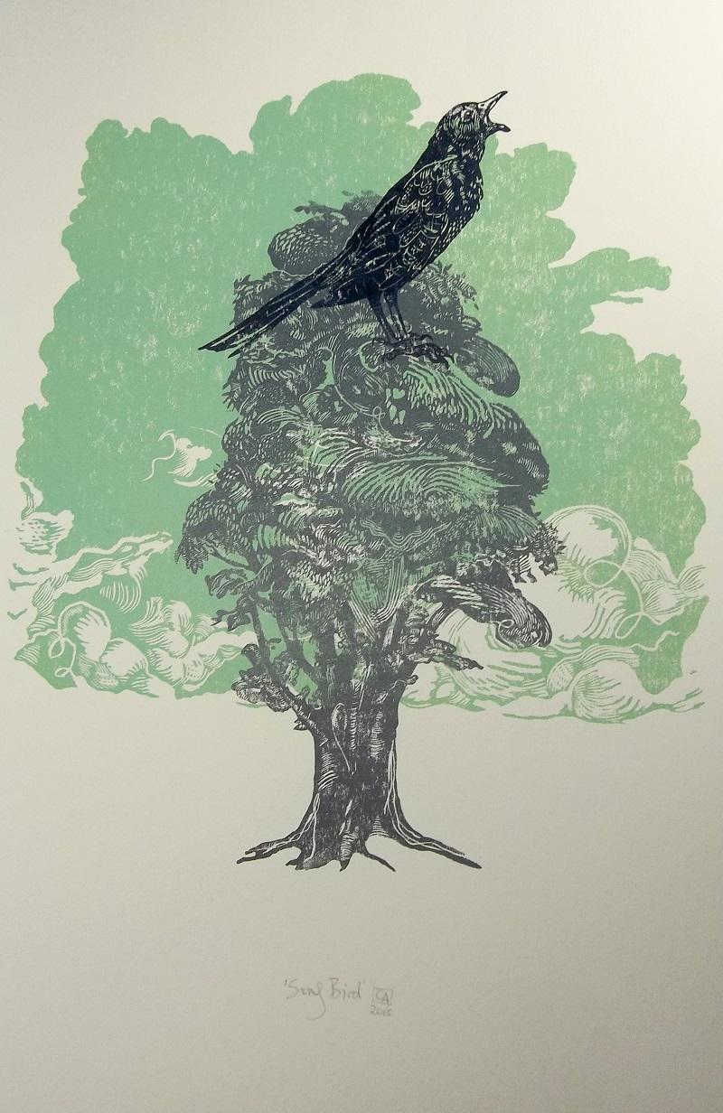 Song Bird (Black Bird)