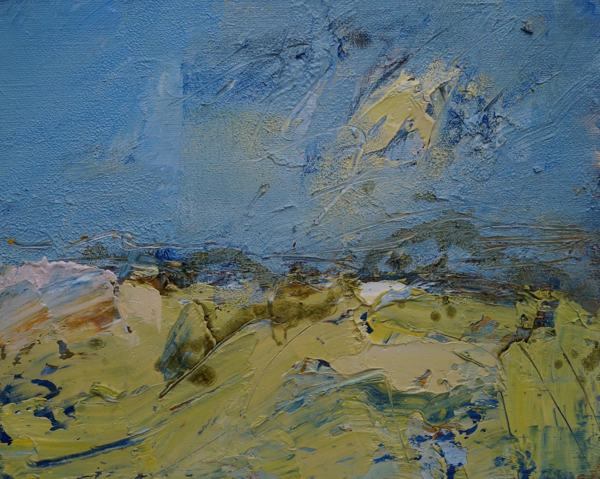 Alison tylesley oil Sketch Pale Landscape II.JPG