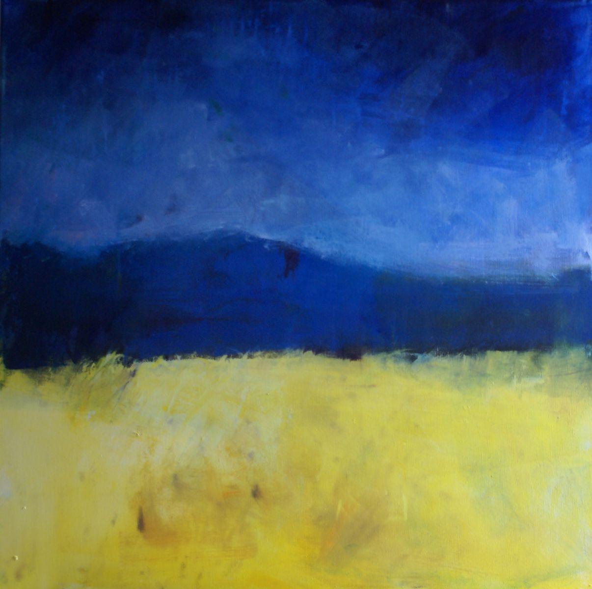 Pauline Rignall Blue hill.JPG