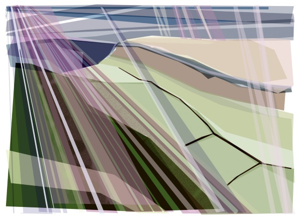 Stanage Edge 1 by Jill Ray