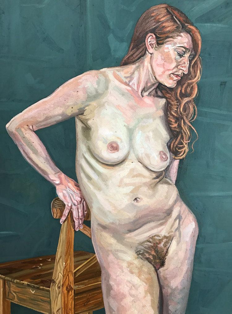 Richard Kitson Naked+Woman+with+Chair.jpg