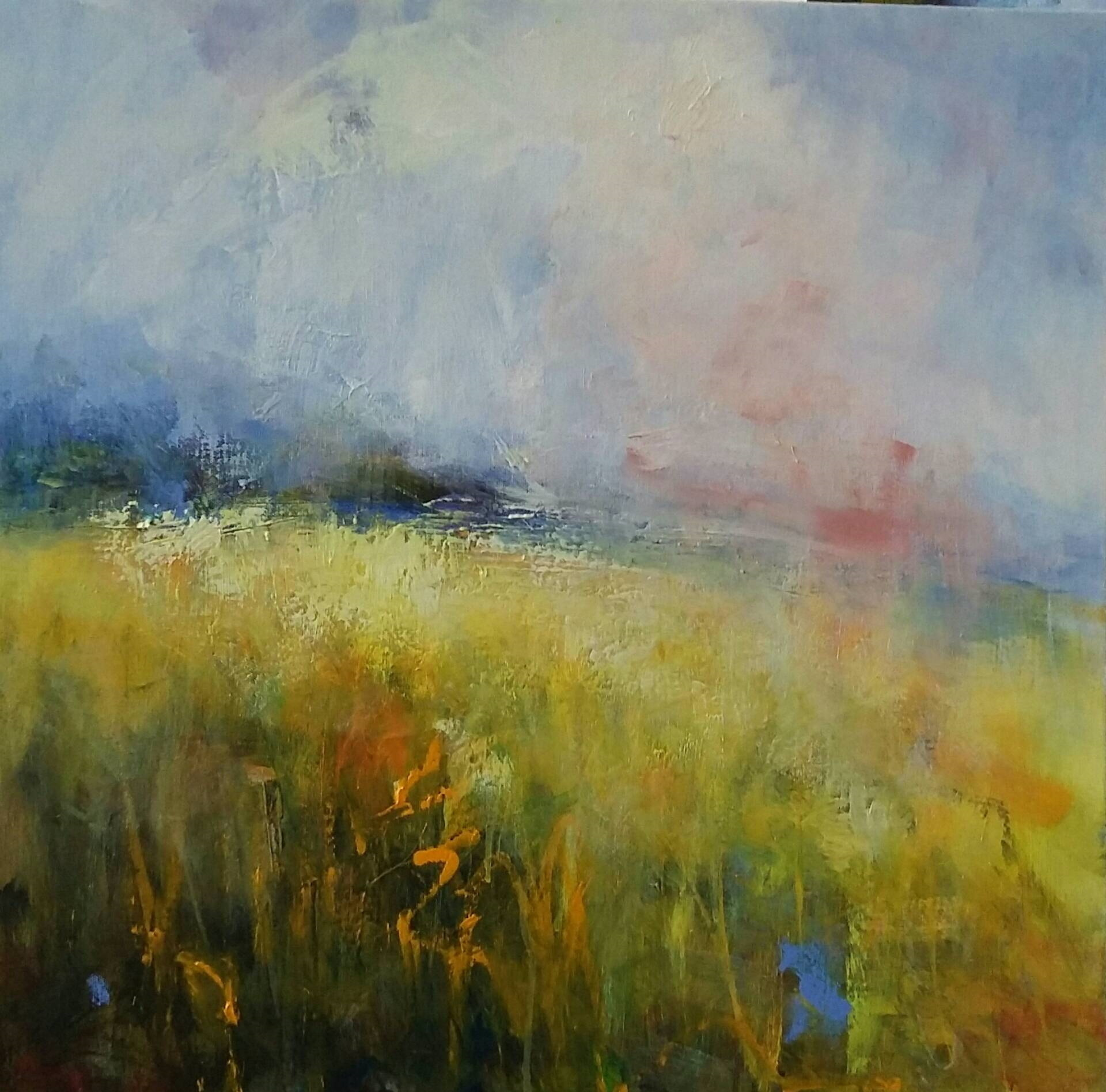 4 Flower Meadow Peaks and Pink  Skies 63 x 63cm (2).JPG