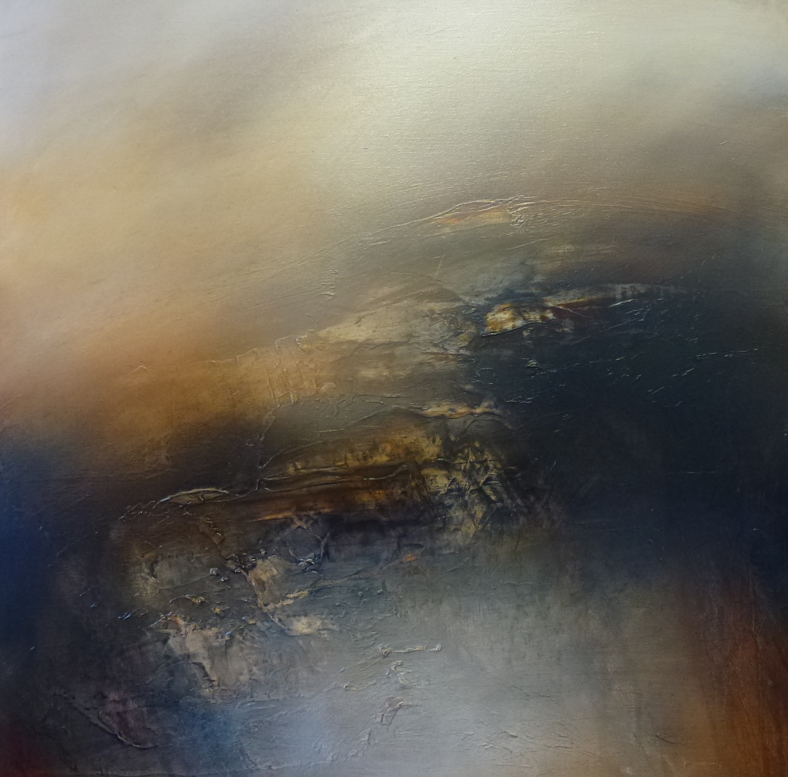 Holy Ground...65 x 65 cms.JPG