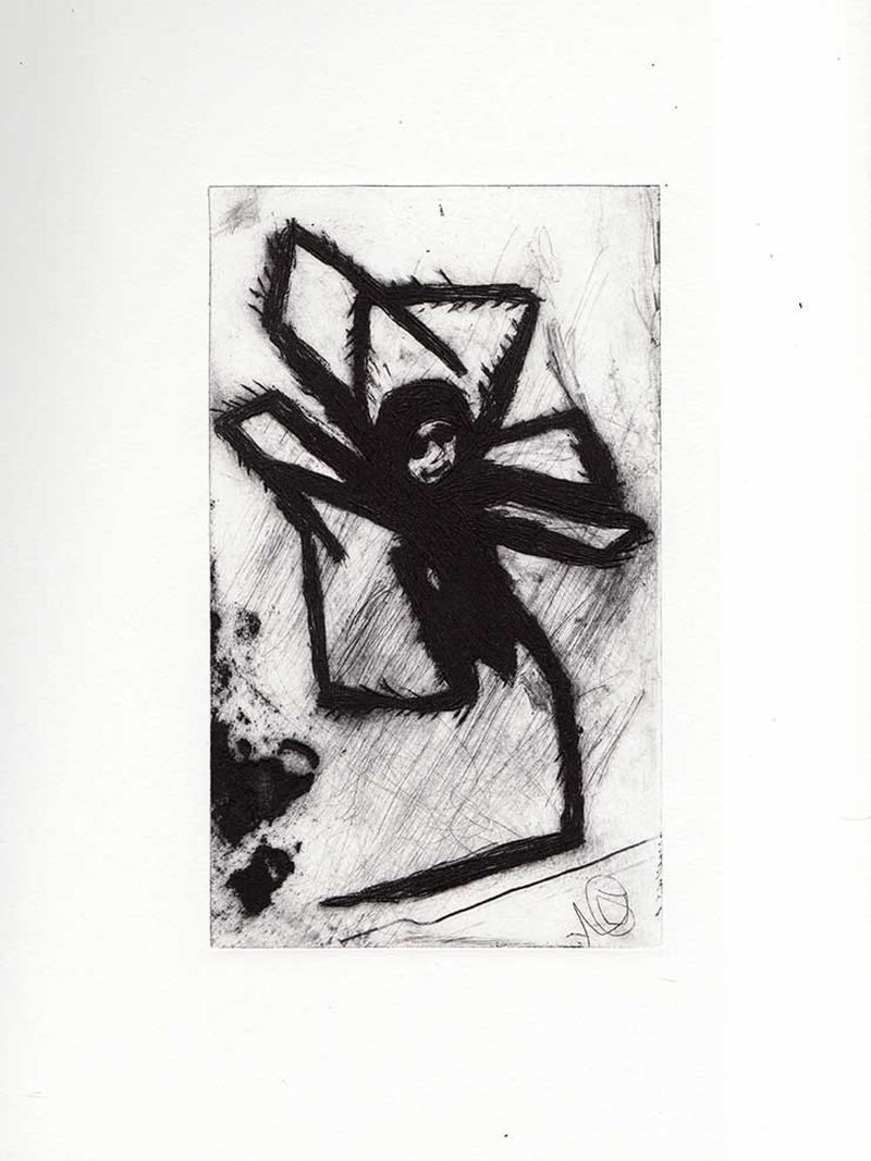 800_playful drypoint etching 30 x40 framed £330.jpg