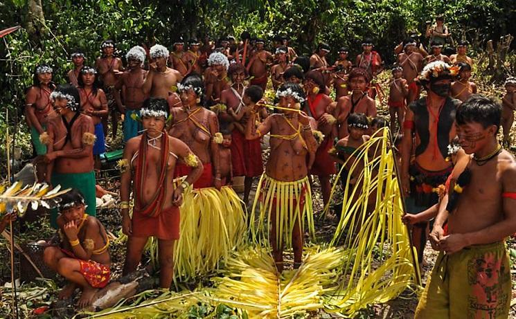 Yanoani tribe