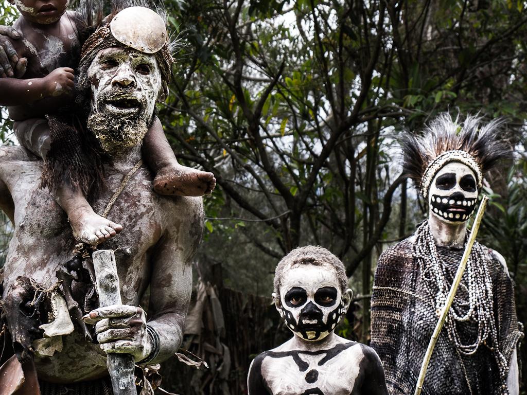 Chimbu tribe