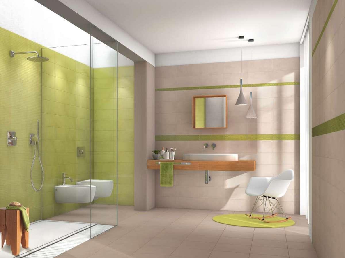 bagno-in-greenery tendenze 2017 design bagno arredo casa