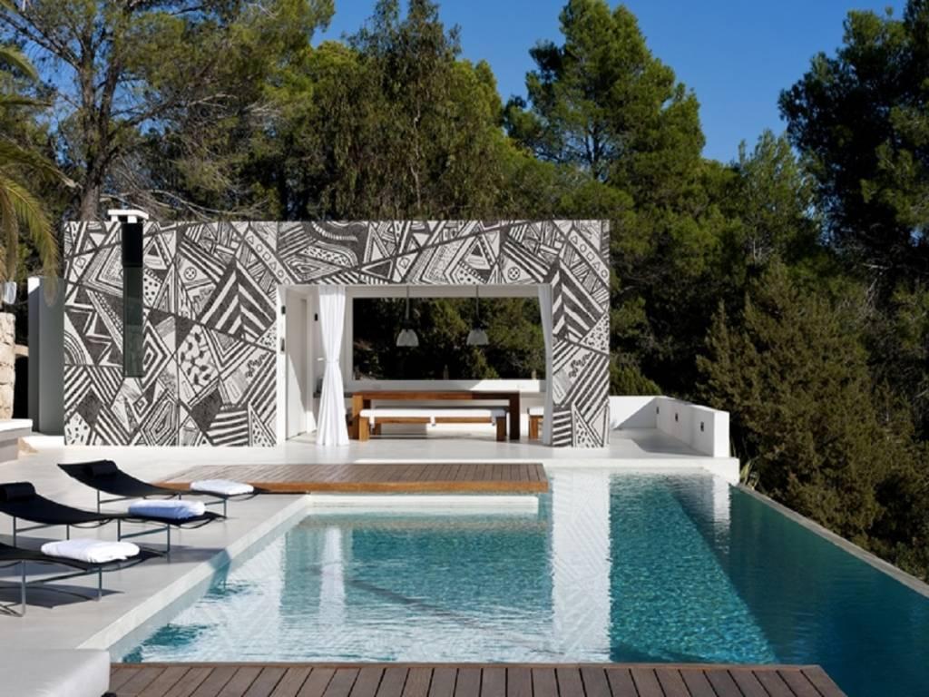 wall&decò out system carta da parati 2017 design 2017 tendenze arredo esterni interni casa