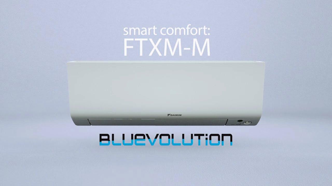 daikin bluevolution ftxm