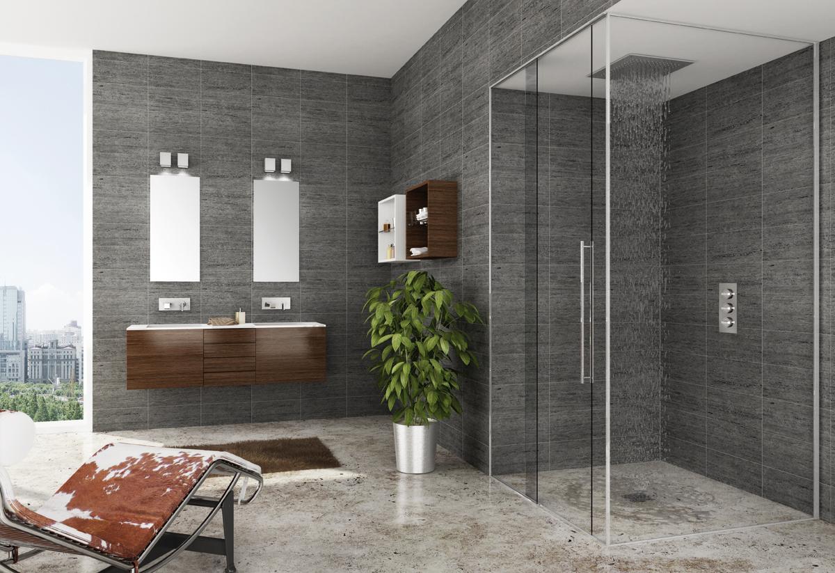 shower system valsir doccia a pavimento arredo bagno 2017 tendenze design casa arredamento interior design trends termosanitaria bra cuneo piemonte accessori bagno