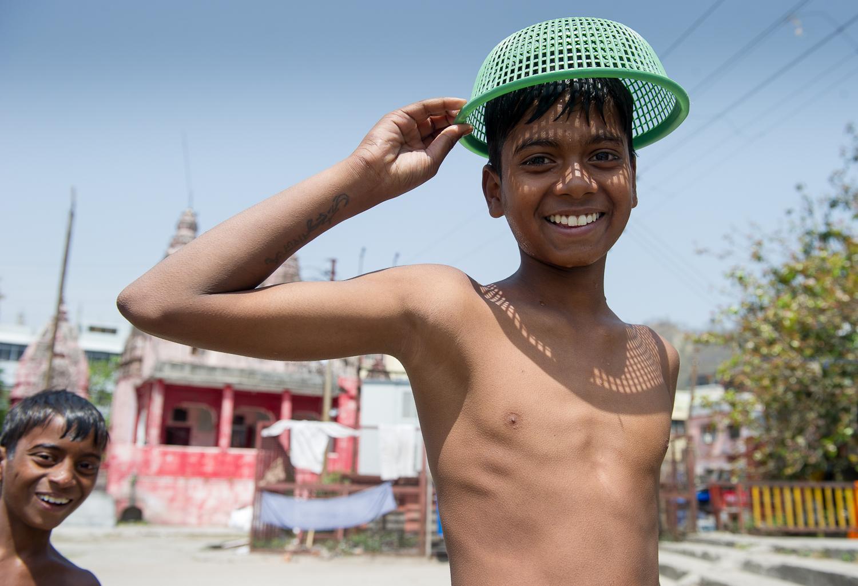 Swimmers, Haridwar, 2019