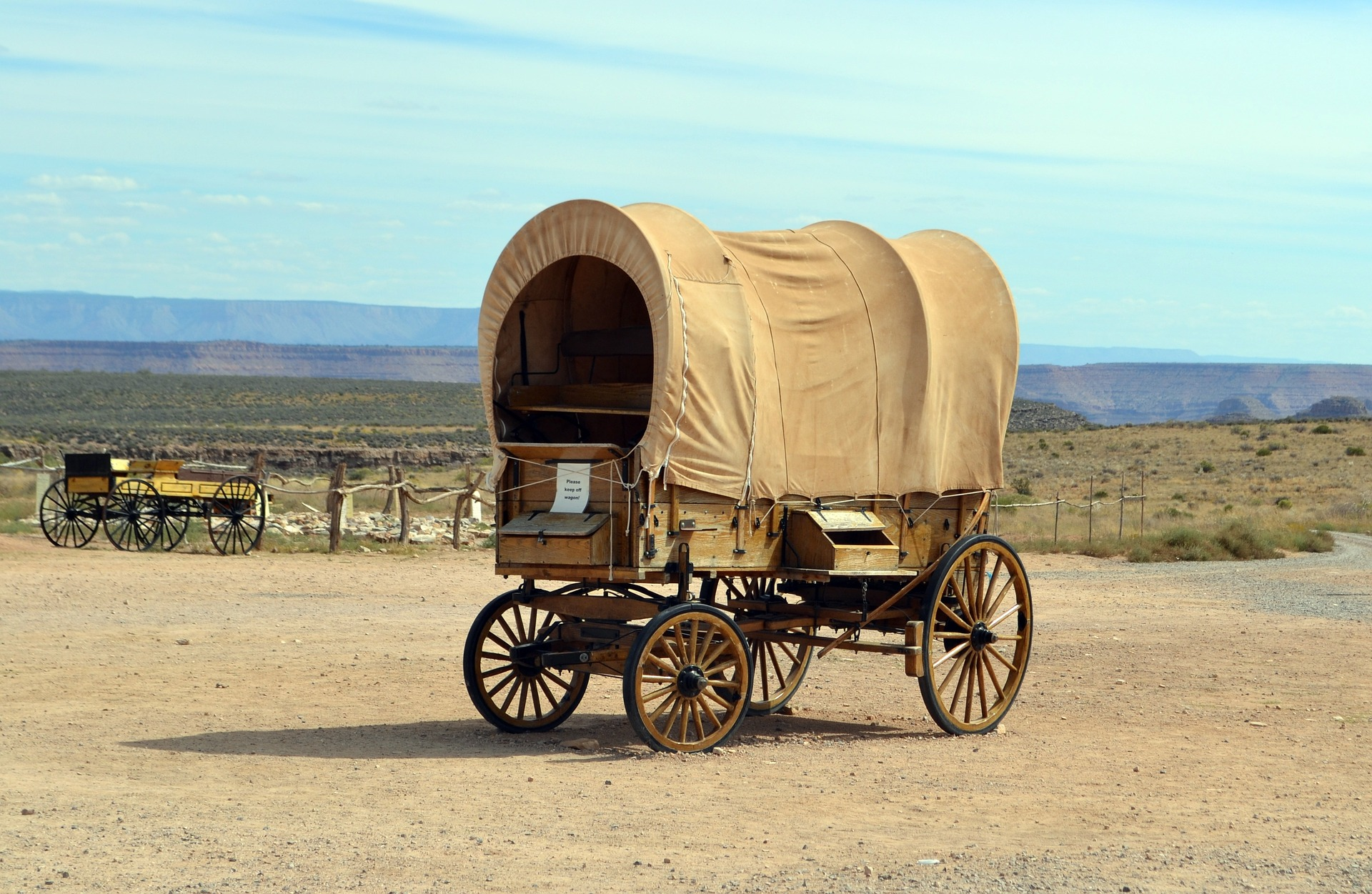 Don't worry about the horse, just load the wagon - Five truths from one simple saying