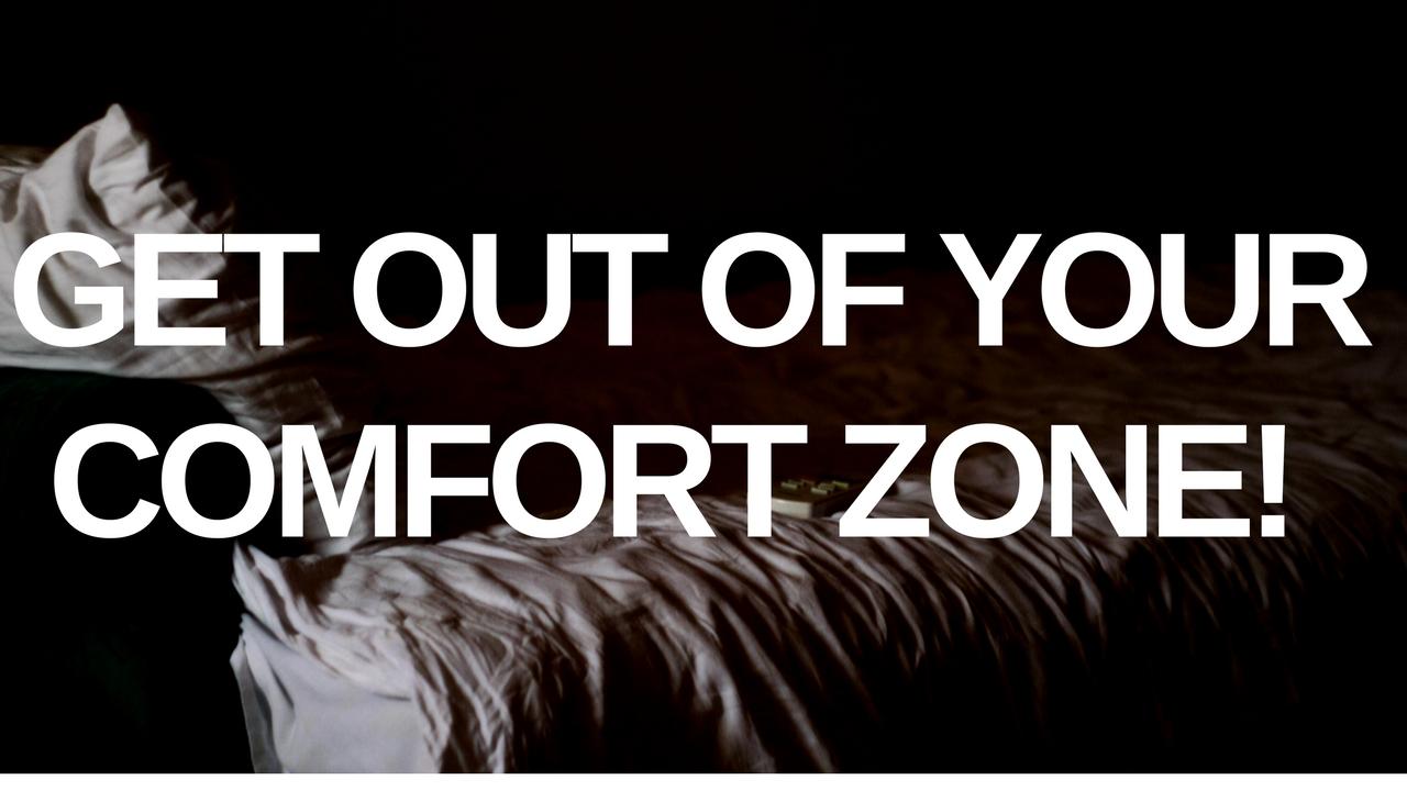 Comfort Zones -