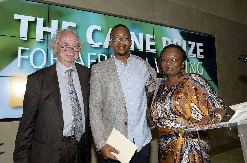 Jonathan Taylor, Bongani Kona, Ellah Allfrey