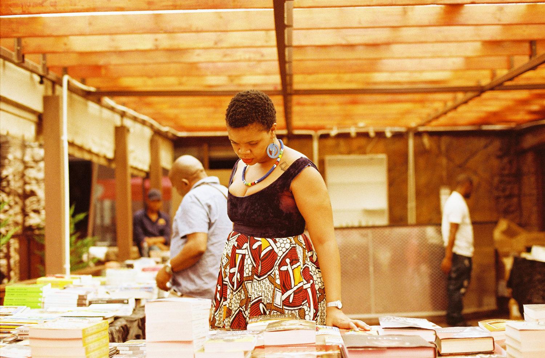 Abantu Book Festival, South Africa