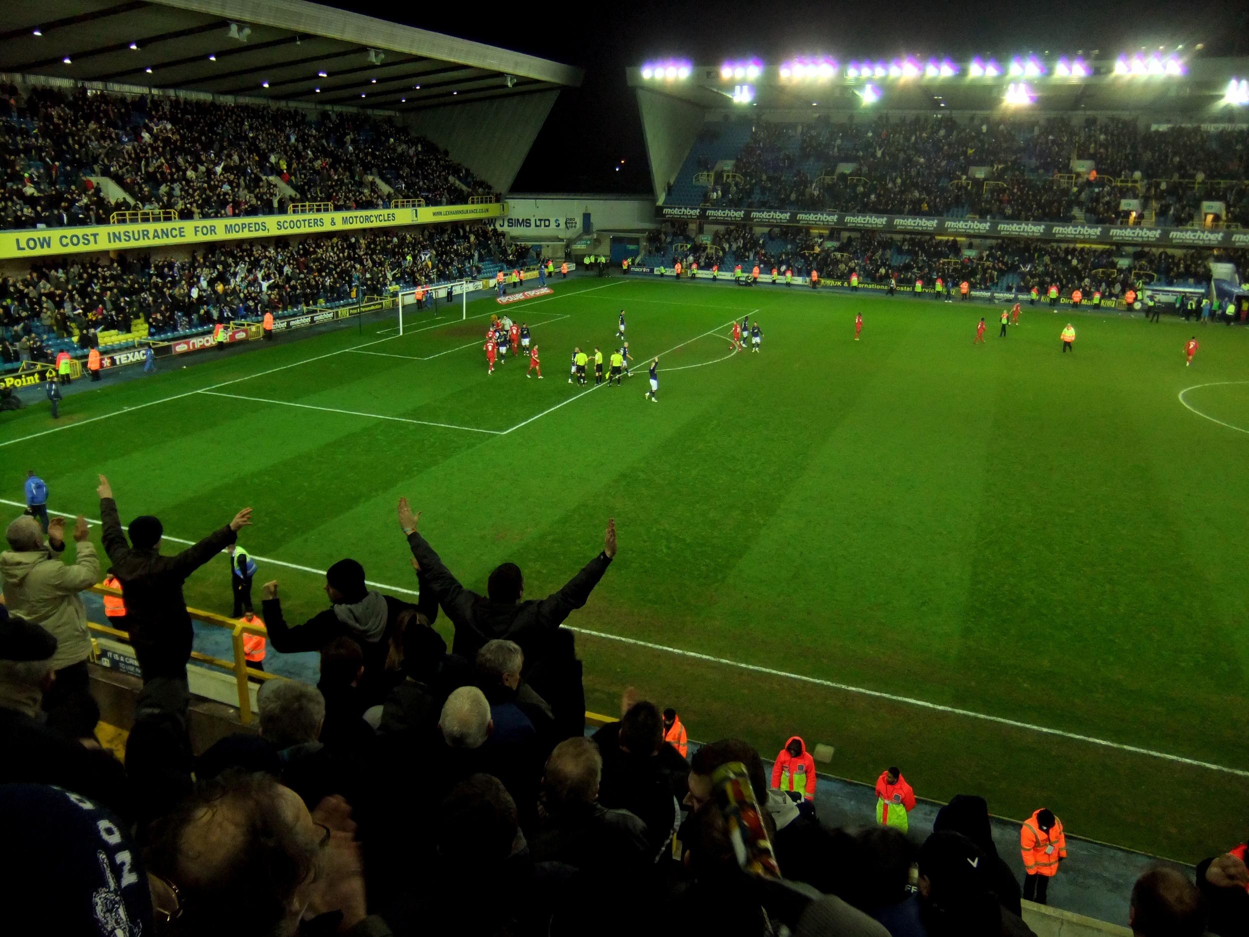 Cockney slang og fodbold i en skøn forening.Photo Credit: J Mark Dodds / FLICKR /   CC BY-NC-ND 2.0 -