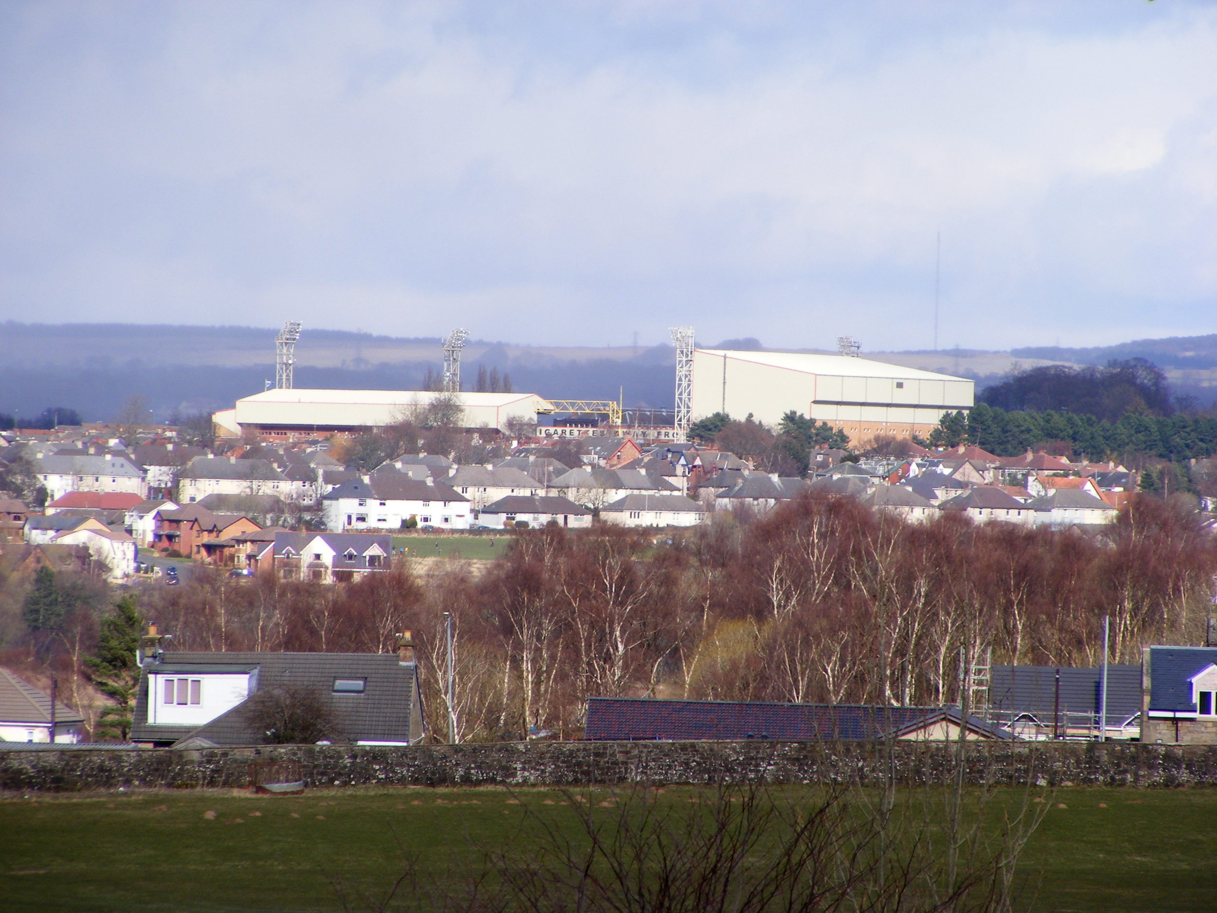 De lokale fans har altid støttet op, når Motherwell FC spiller hjemme på Fir Park. Fremover skal de også drive fodboldklubben via ny fond. Photo: Stewart Cutler / FLICKR/  CC BY-NC 2.0