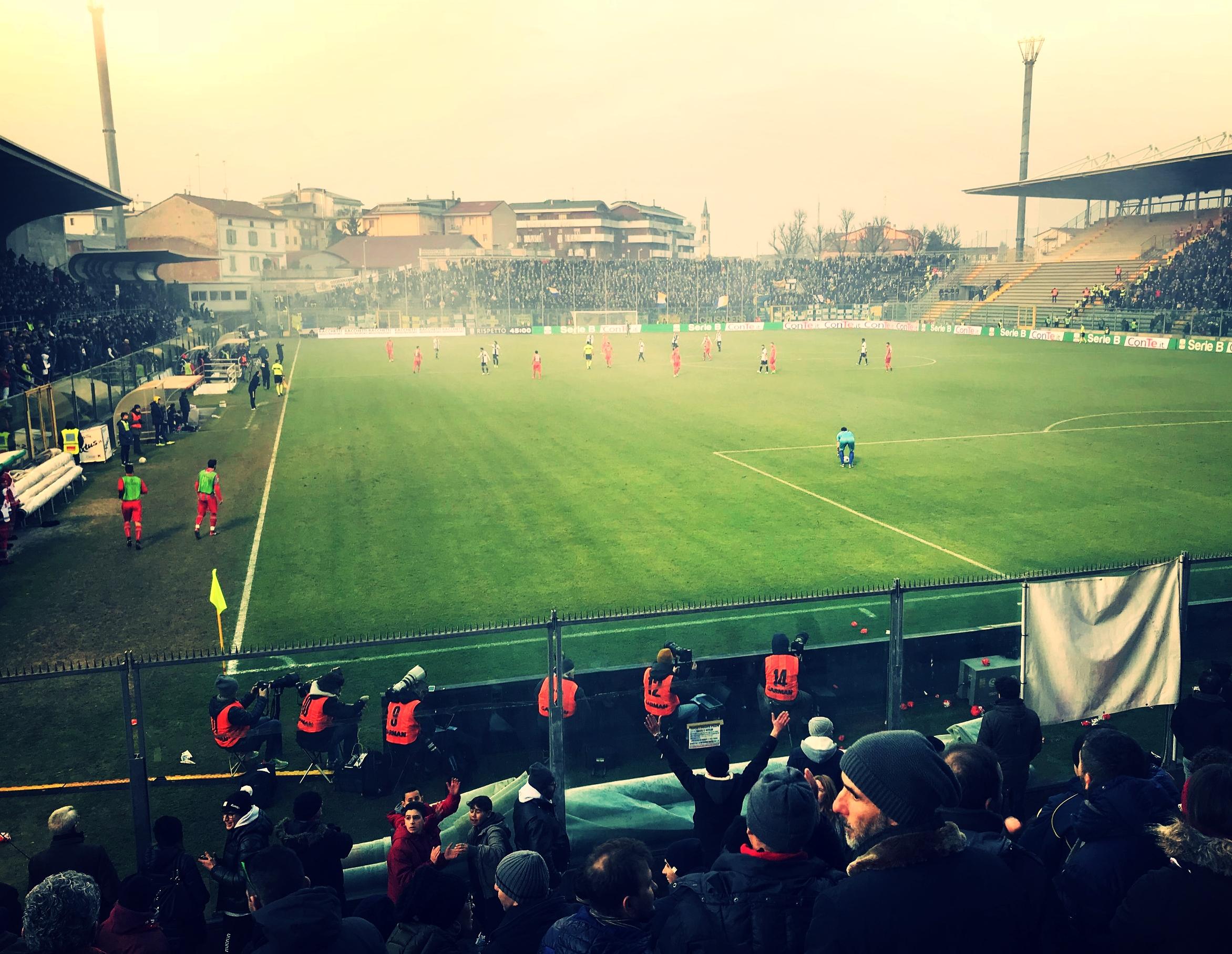 Stadio Giovanni Zini