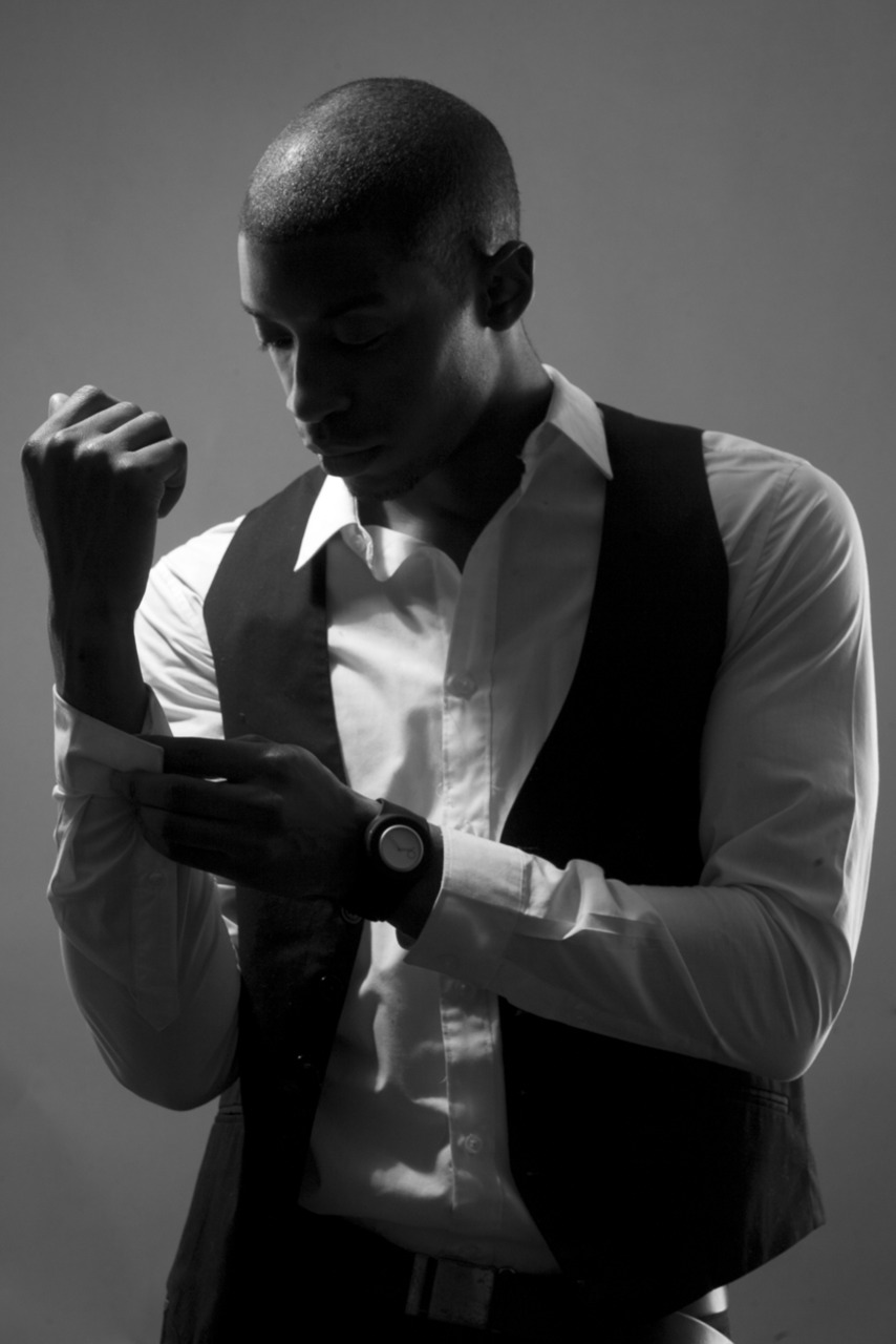 Promo shoot   the talented RnB/soul/funk singer   Patrick Brizard.