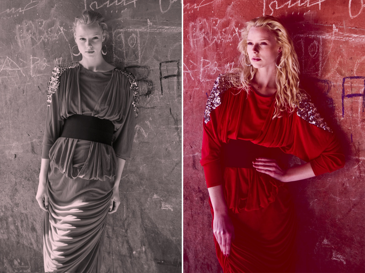 #mixtapes#   Fashion editorial in marrakech with the stunning Julie Bruteset Henning.