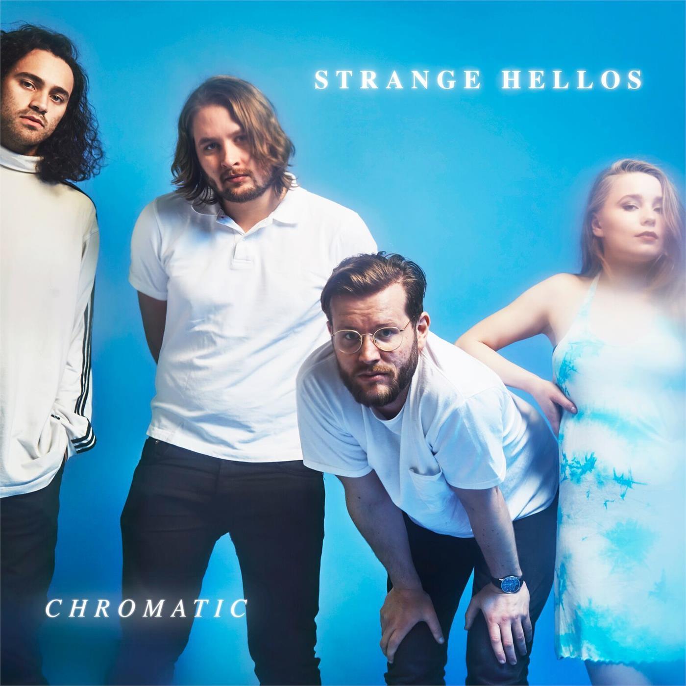 Strange Hellos - Brilliance