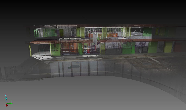 3D Factory Scanning