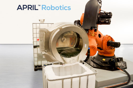 Flexible food manufacturing with APRIL Robotics