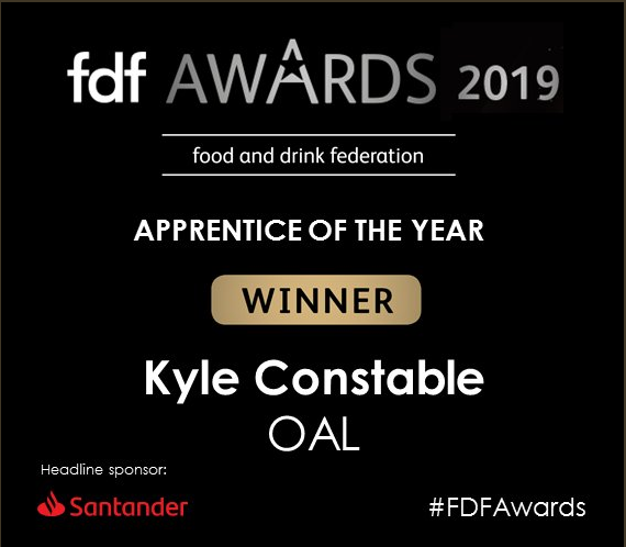 FDF Announce Kyle as the winner of the awards.PNG