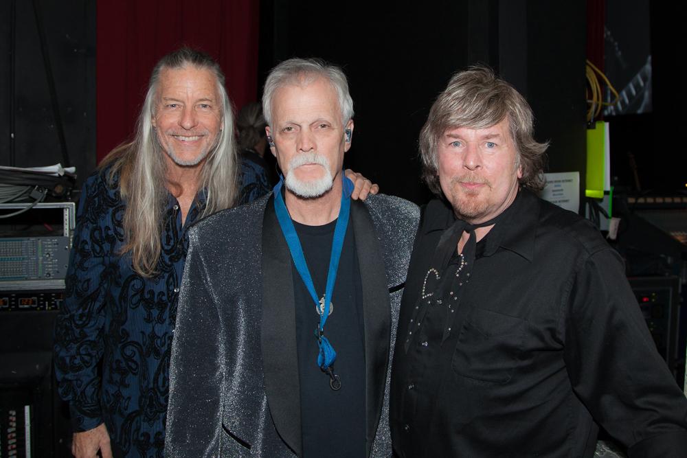 Mark Andes, Dave, Jock Bartley
