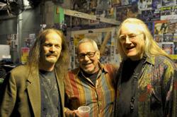 Joe Lala, Charlie DeChant (Hall & Oates sax player)