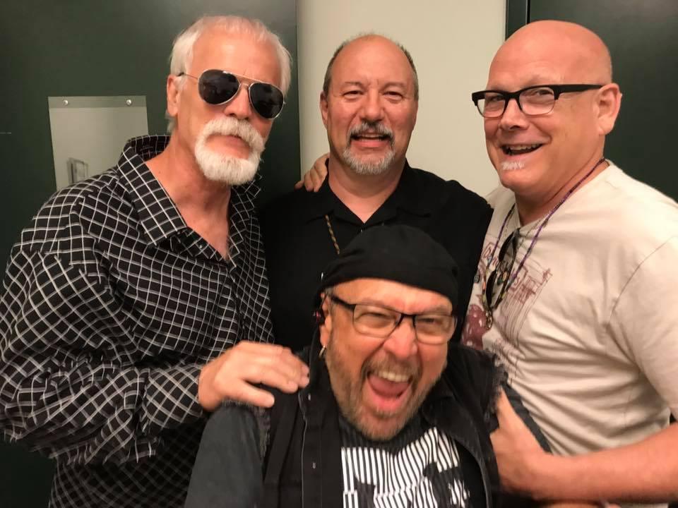 Dave, Jeff O'Kelley, Don Dixon, Johnne Sambartaro