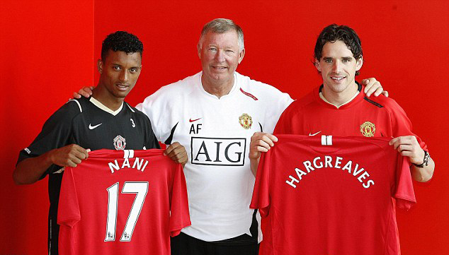 2007年一舉簽下夏格維斯,蘭尼,安達臣及借用迪維斯