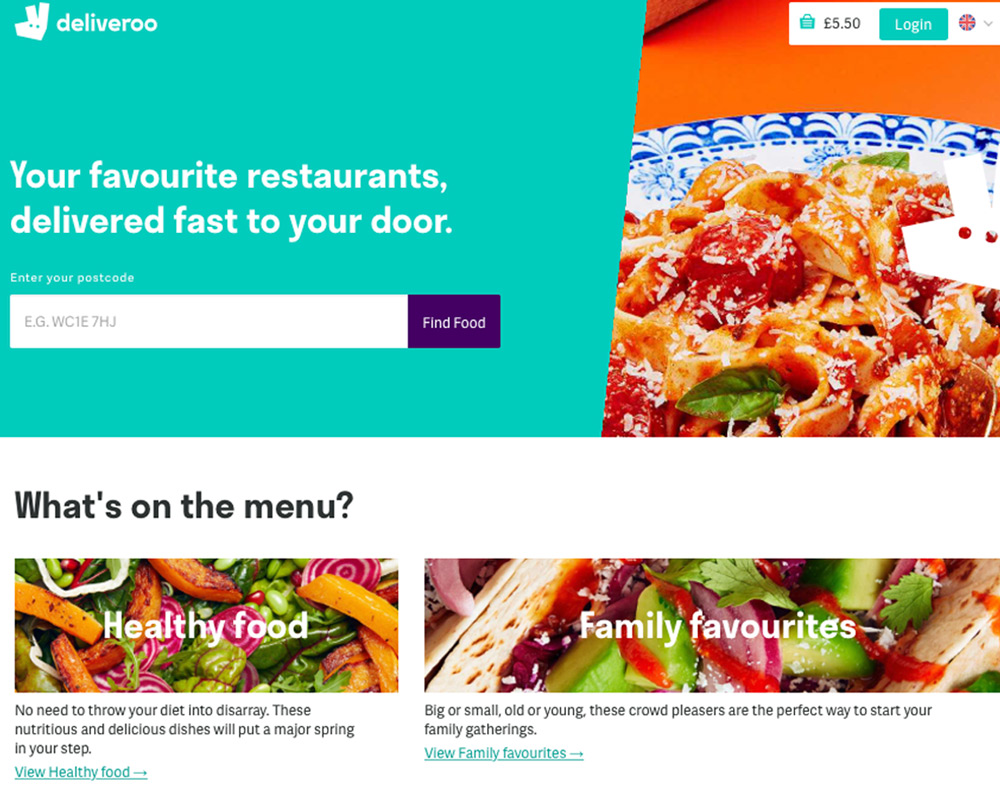 Gluten Free Food Delivery For A Hungry London Healthy