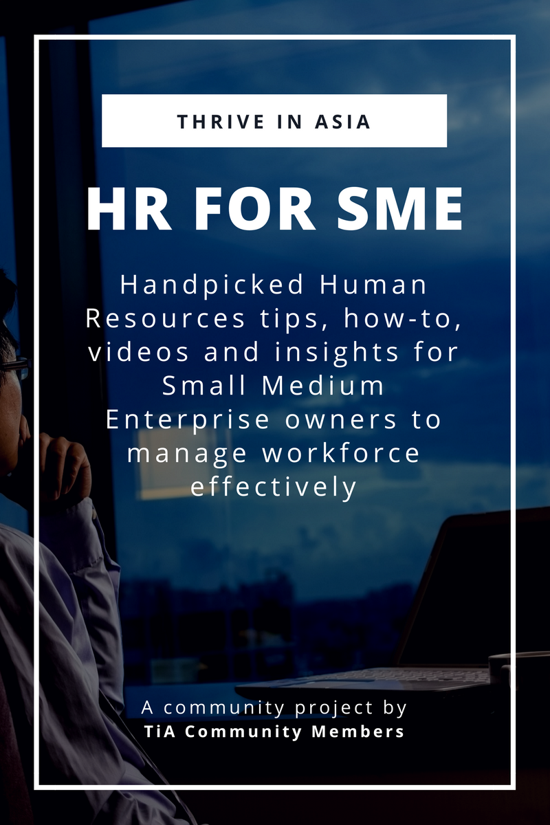 Thrive In Asia HR for SME