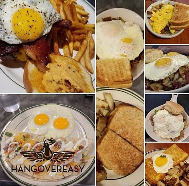 Show dad how loved he is this Father's Day with a trip to Hangovereasy #breakfastcuresall #eat614