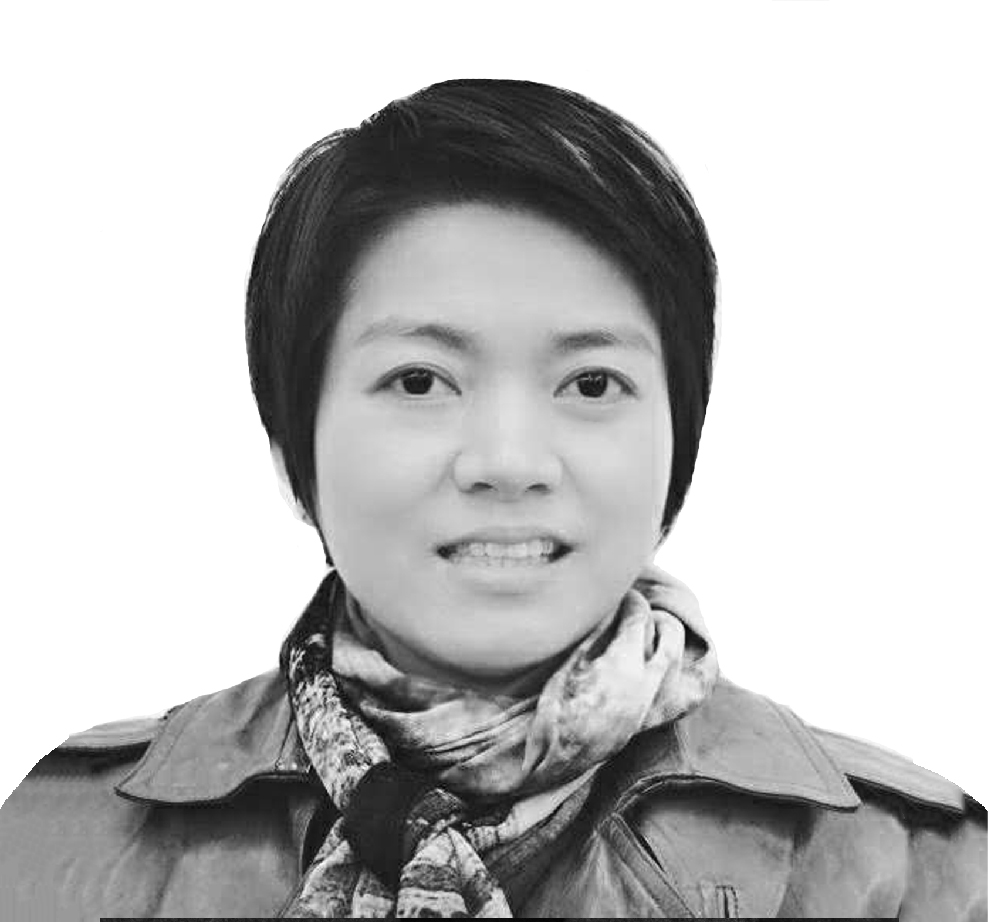 Located in Shenzen, China Teresa oversees the whole operationin China including design, sampling and manufacturing  Favorite past time:Reading and listening to the music