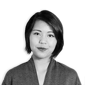 Draws on her creative background to conceive cutting-edge innovations in collaboration with the design and management teams.  Favorite past time: Illustrating cityscapes