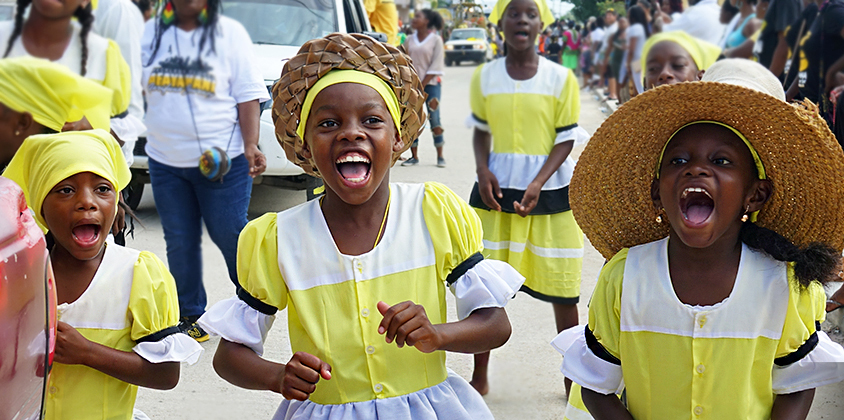 Garifuna Settlement Day Celebration. Photo Credit:  ITravelBelize.com