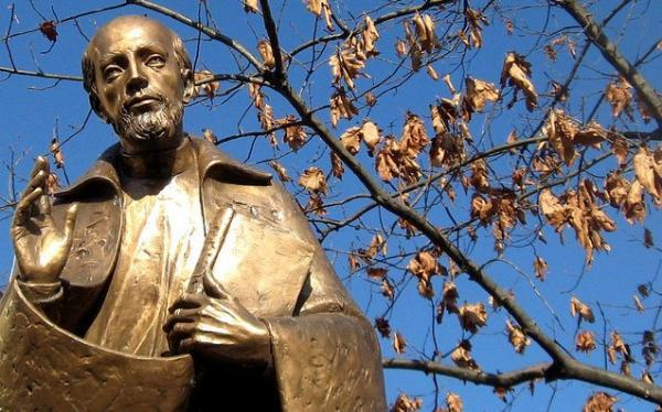 St. Ignatius of Loyola. Photo credit: elycefeliz on flicker