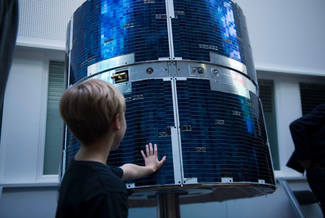 Copernicus data (2015 ESA)