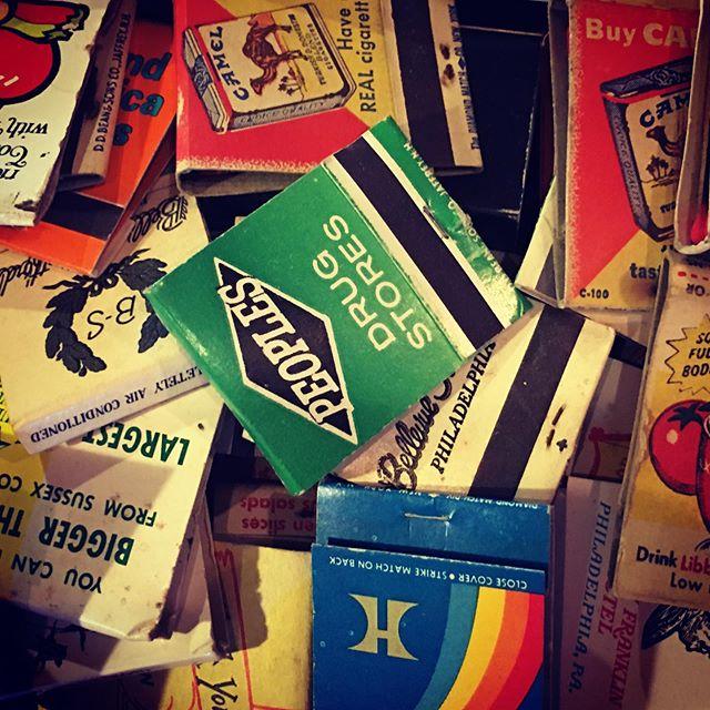 #threebsfinderys #3bsbarn #3bsseasonthree #vintagematchbox  #printlove #retrolove