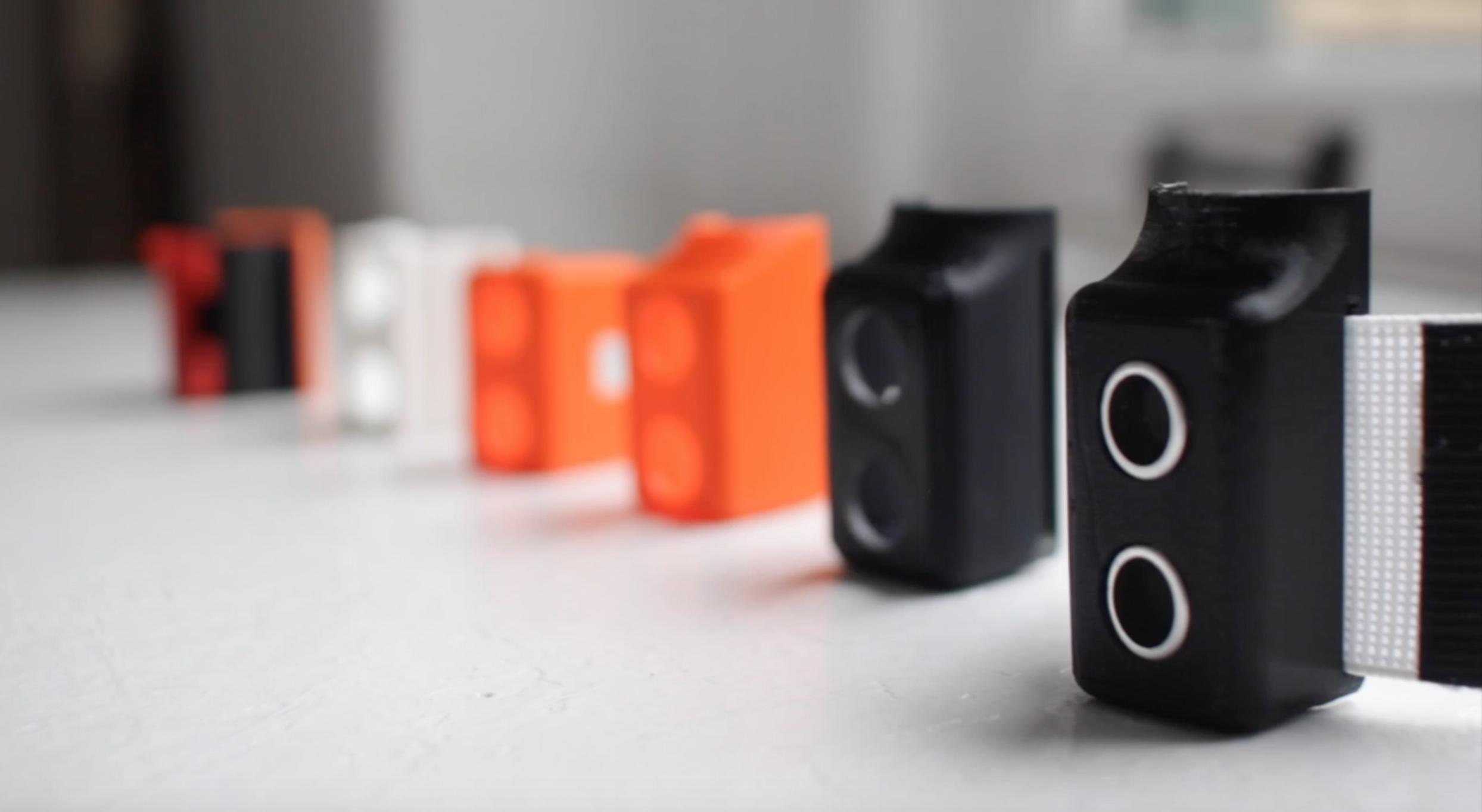 Sensor housing iterations