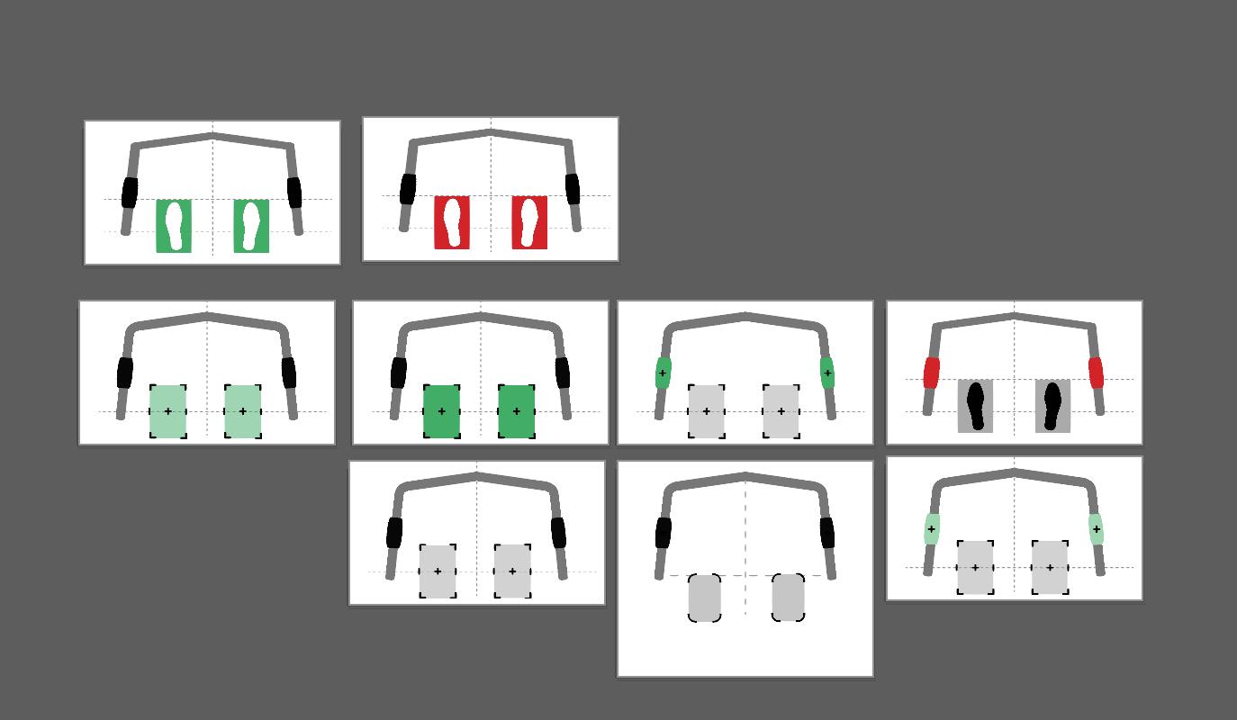 UI iterations