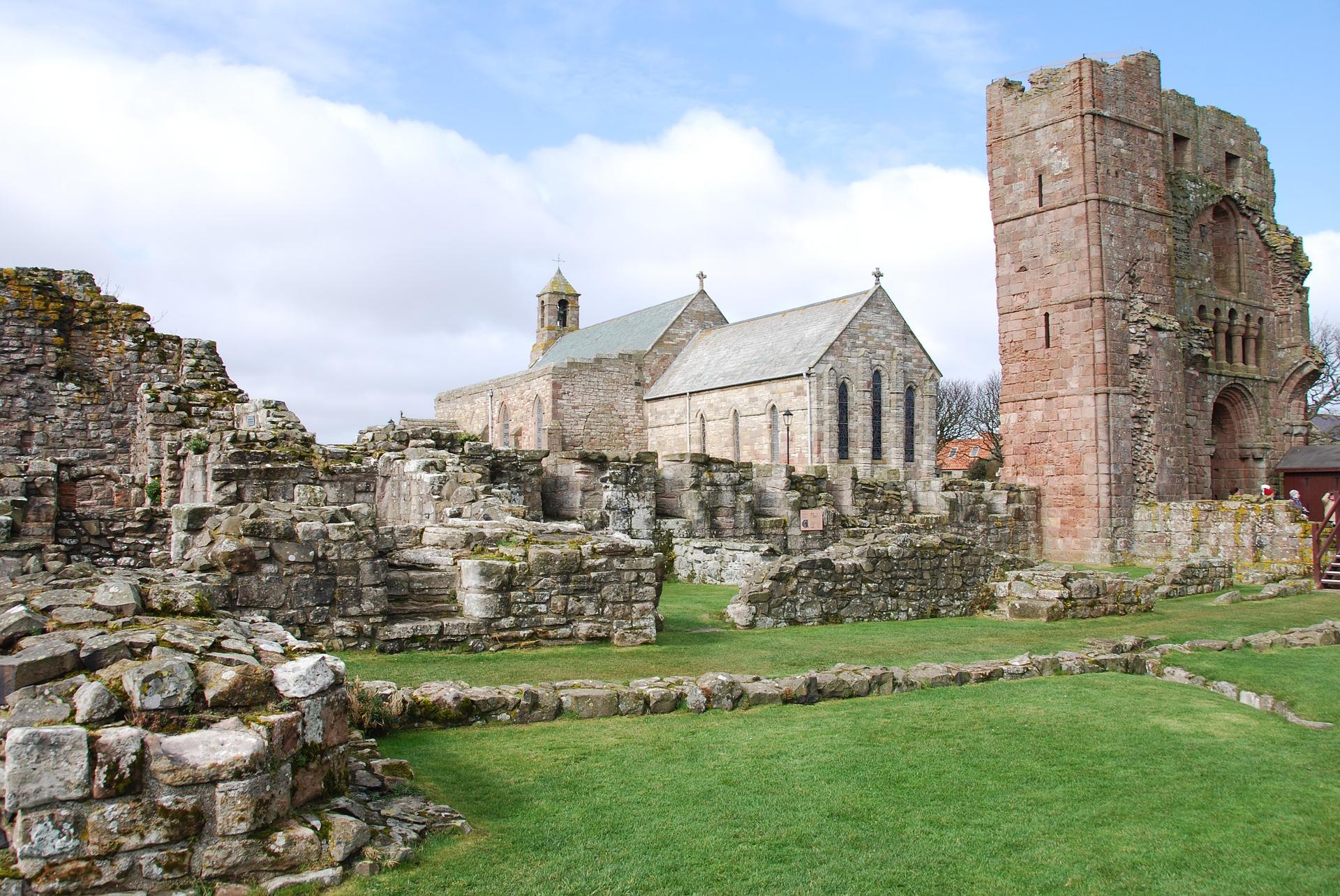 Lindisfarne Church