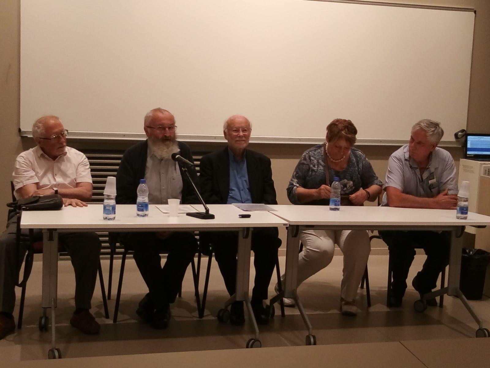 Témoignages inter confessionnels sur les activités du centre St Irénée