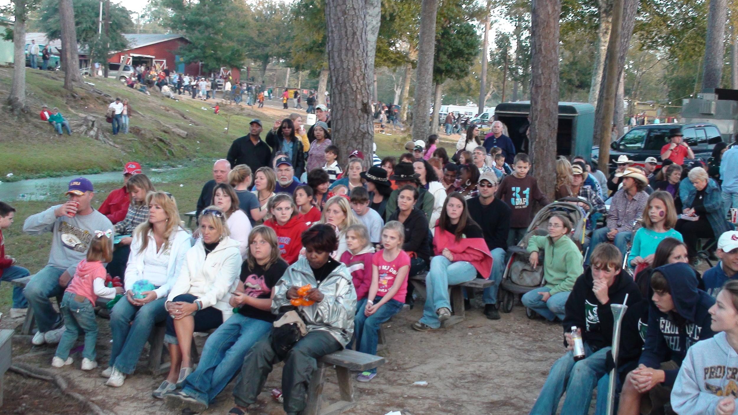 Washington Parish Fair Grounds, Franklinton
